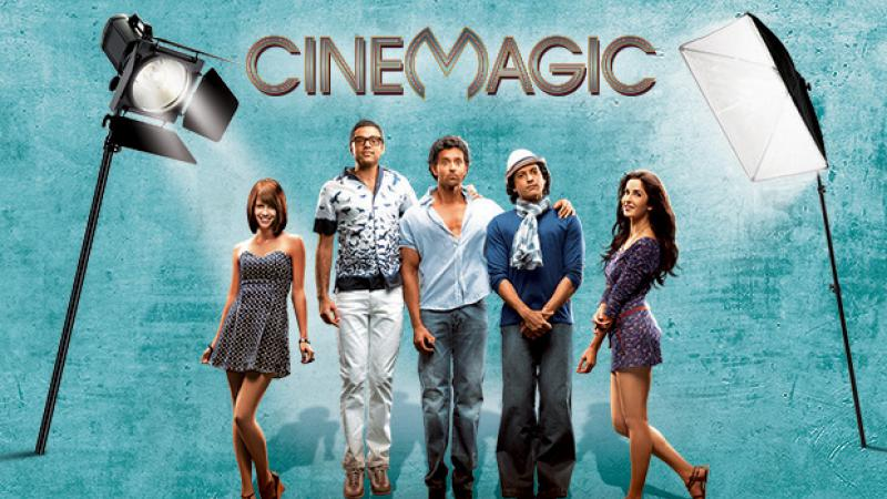 Cinemagic featuring Zindagi Na Milegi Dobara